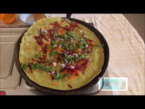 Moong Pancake I Ayurvedic Recipe I By Chef Sahajan