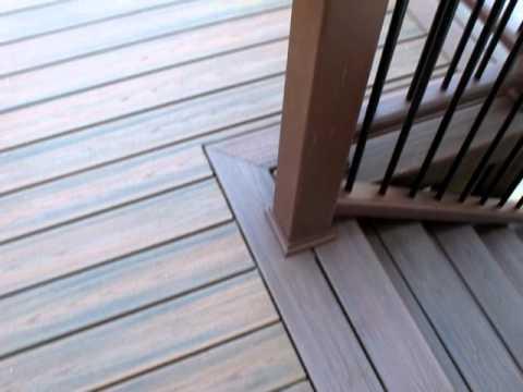 Trex Transcends Deck in Wayne, New Jersey by Bergen Decks