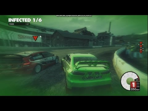 DiRT3- That man is lucky !! [Outbreak|Damage-ON]