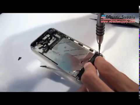 Incredible detailed assembly video of iPhone 4 CDMA!