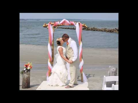 Charleston, SC Beach Wedding