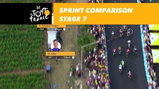 kittel vs boasson hagen stage 7 tour de france 2017