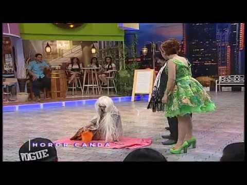 Horor Canda Metropolitan MNCTV Dewi Persik jadi Nenek Gayung - 10 Oktober 2014