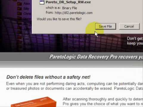 How To Recover Missing Files QUICKLY