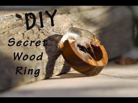 How its Made : Secret Wood Rings