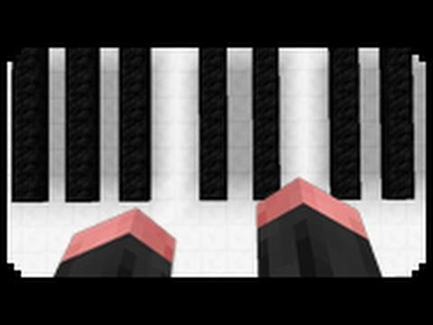 ✔ Minecraft: How to make a Piano