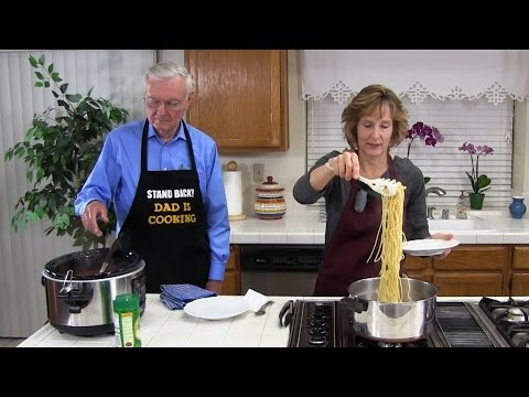How to Make Spaghetti: Make Super, Simple Spaghetti for an Easy Italian Dinner!
