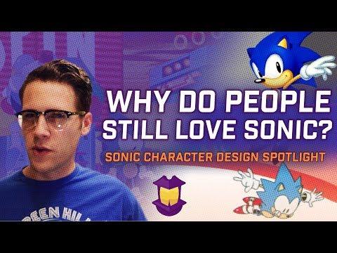 Why Do People STILL Love Sonic? - Sonic Character Design Spotlight