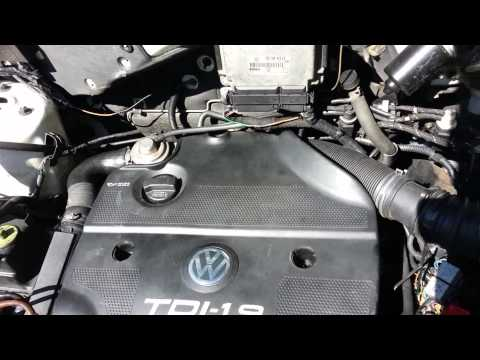 1995 Dodge Caravan TDI 5-Speed conversion