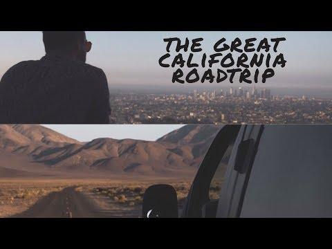 The Great California Roadtrip