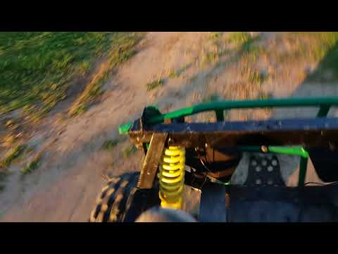 Homemade off-road go-kart / buggy