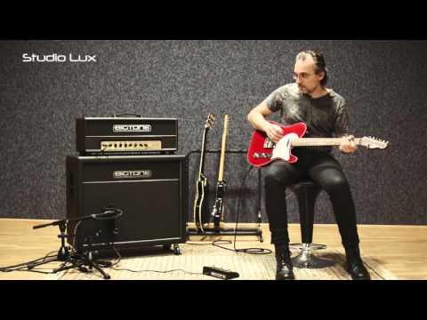 BIGTONE Studio Lux 50w Head and 2x12