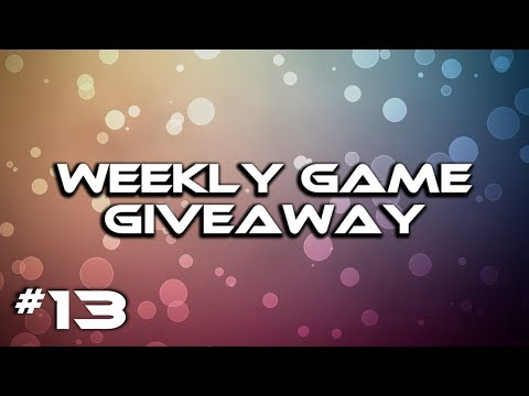 Game Giveaway Week 13 (CLOSED) + Week 12 Winners