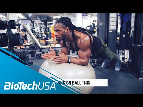 Core Workout for Beginners - Daily Routione with Ulisses - BioTechUSA