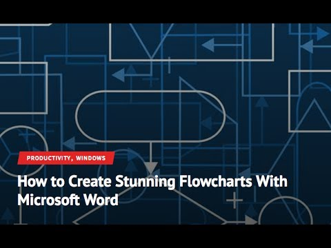 How to Create Stunning Flowcharts in Microsoft Word