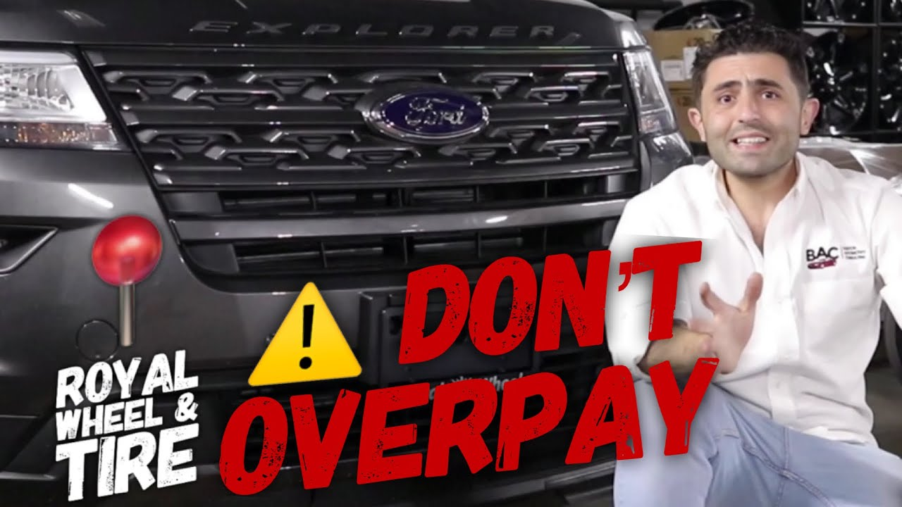 FORD Explorer Lease/Purchase Tips from a #CarBroker!