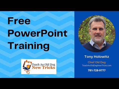 12 - Free PowerPoint Training: Animations Pane