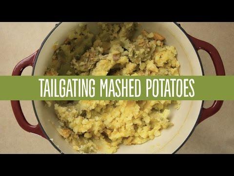 Tailgating Mashed Potatoes