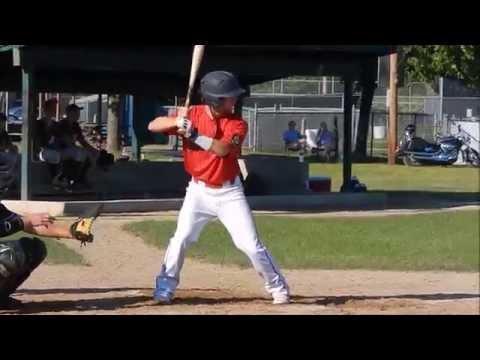 Wood Bat RBI Double (Legion Game)