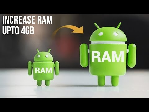 Increase RAM upto 4GB on any rooted Android device! [How to]