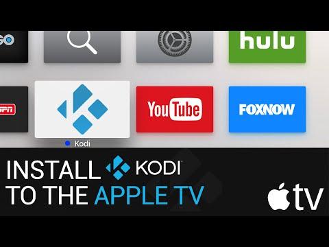 Sideload Kodi (XBMC) to Apple TV 4