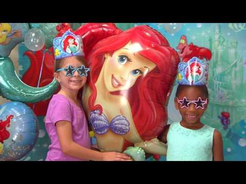 Little Mermaid Party Ideas!