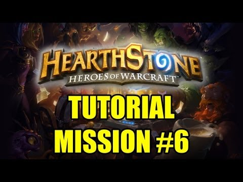 Hearthstone Beta - The Turorial: Final battle vs. Illidan Stormrage