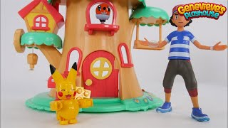 Pokemon Toy Learning Video for Kids - Learn Math, Subtracting, and Adding!