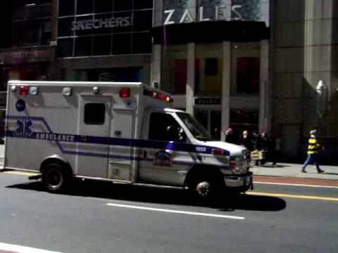 New York Ambulane NYU Langone Medical Center