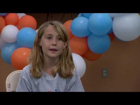 KVUE News: Camp Dream. Speak. Live. helps kids overcome stuttering