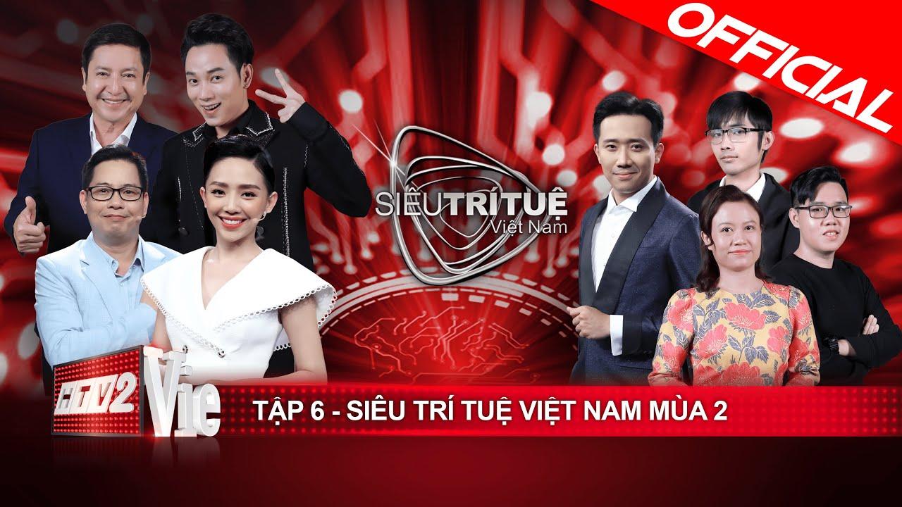 """Siêu Trí Tuệ Việt Nam mùa 2 - Tập 6: Tái lập kỳ tích, lộ diện """"trùm cuối"""" đạt điểm tuyệt đối"""