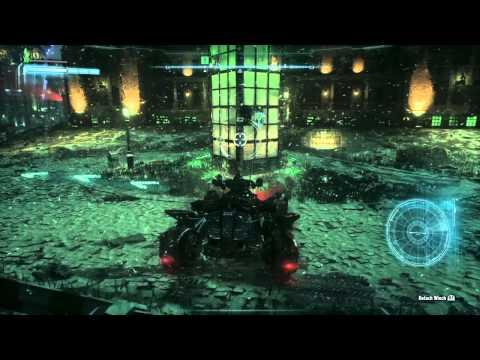 BATMAN™: ARKHAM KNIGHT RIDDLE CHALLENGE MIAGANI ISLAND1-10