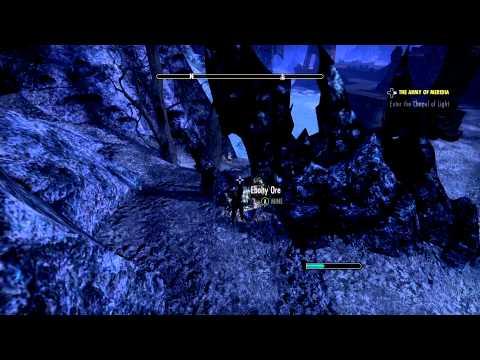 ESO ebony ore farming location [Xbox one edition]