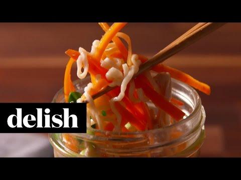 Traveling Noodles   Delish