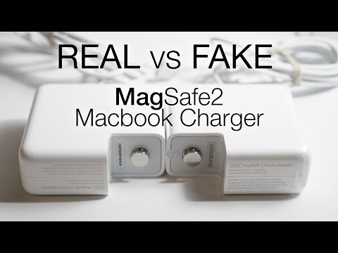 Real vs Fake Magsafe 2 Charger Macbook Pro | Cars & Tech by JDM City