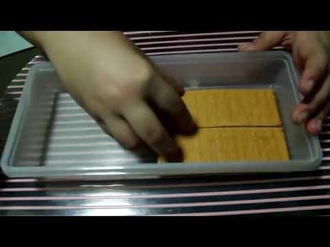 HOW TO: Make a Graham Cake Tiramisu || Yunisky Helps