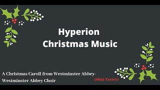 A Christmas Caroll From Westminster Abbey Westminsterabbey Choir James Odonnell Conductor