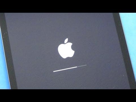 Apple iPad mini 2 - Screenshot & hard reset