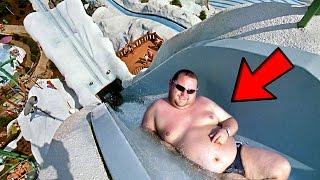 Top 10 MOST HILARIOUS Water Slide Fails (Best & Funniest Water Slide Fails)