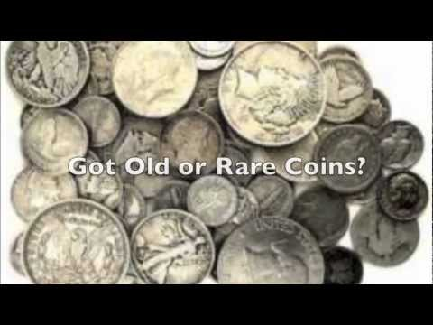 HOW TO APPRAISE OLD COINS!