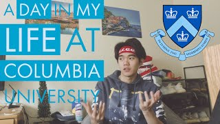 A Day in My Life at Columbia University