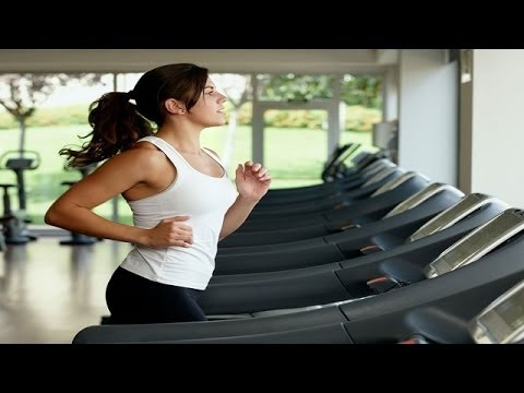 Treadmill Running Interval Workout For Weight Loss