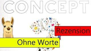 Concept / Spiel des Jahres 2014 (Nominierung) / Anleitung & Rezension / SpieLama