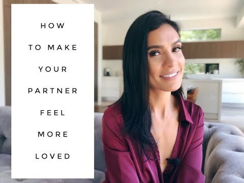 How To Make Your Partner Feel More Loved