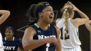 Patriot League Basketball Top 3 Plays Of The Week | January 22, 2017