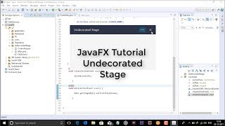 JavaFX Java GUI Tutorial - 31 - Introduction to FXML - PakVim net HD