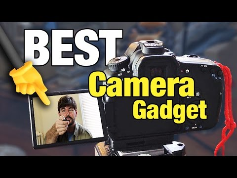 BEST Camera Gadget For Youtubers! (IR remote) Wireless Focus