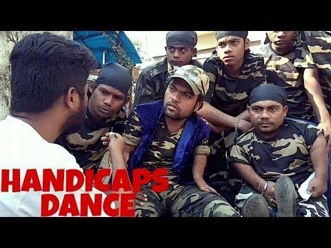 Jeypore Rahagiri, Handicap Dance Group