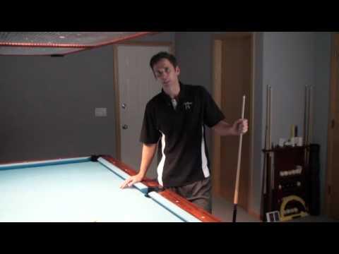 Billiard Coach presents: Ryan Boyd Pool Lesson on 1-Pocket Break Shot
