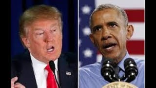 NOBODY REALIZED TRUMP MADE JERUSALEM DECISION EXACTLY 1 YEAR AFTER OBAMA GAVE HOLY SITE TO ISLAM!